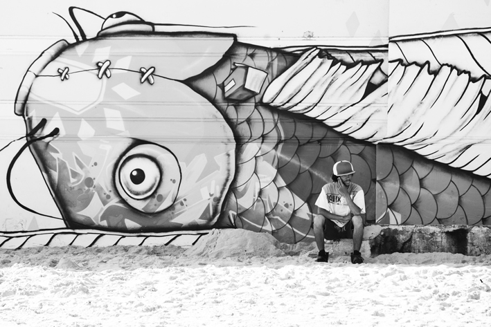 Mural under Threat due to Bureaucracy – Muizenberg, Cape Town SIGN THE PETITION HERE