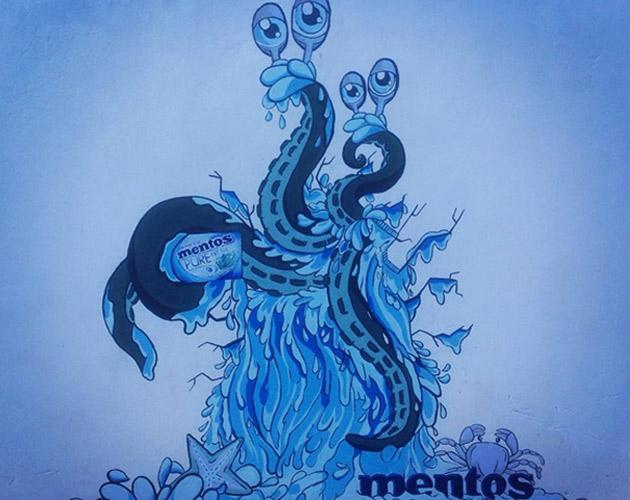 Mentos Mural JHB